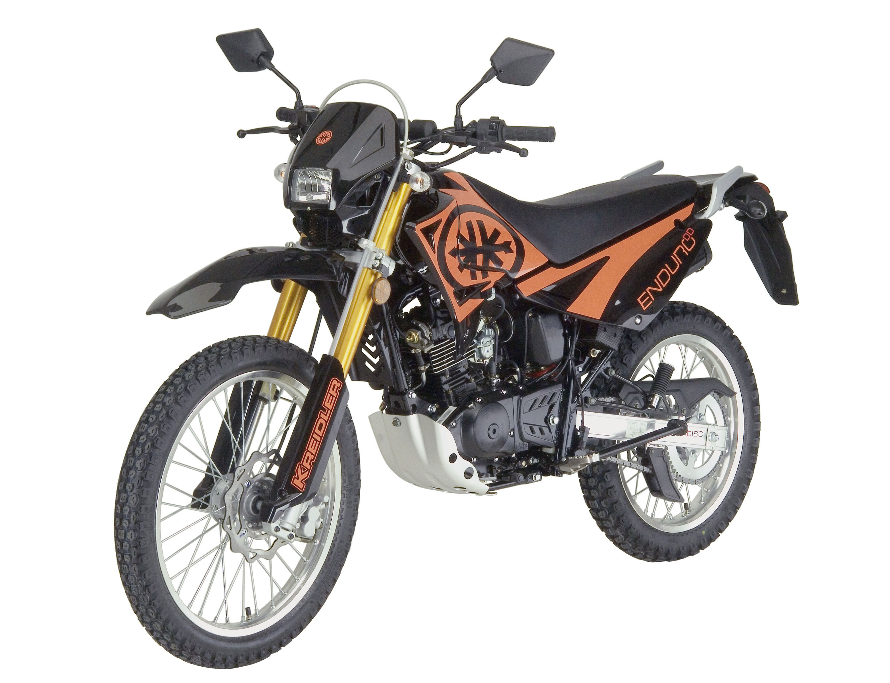 kreidler fighter enduro 125 dd